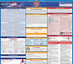 All-in-one ny labor law poster