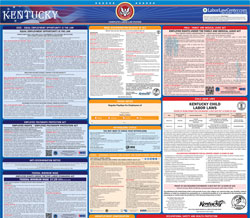 All In One Ky Labor Law Poster